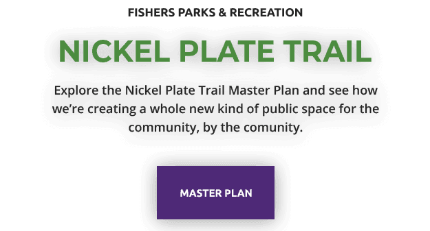 Nickel Plate Trail Master Plan | Explore the Master Plan and see how we're creating a whole new kind of public space by the community for the community