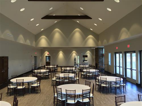 Saxony Hall Banquet Room