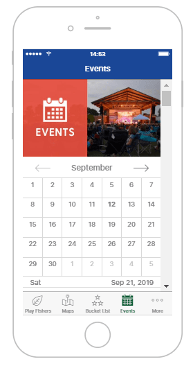 events app