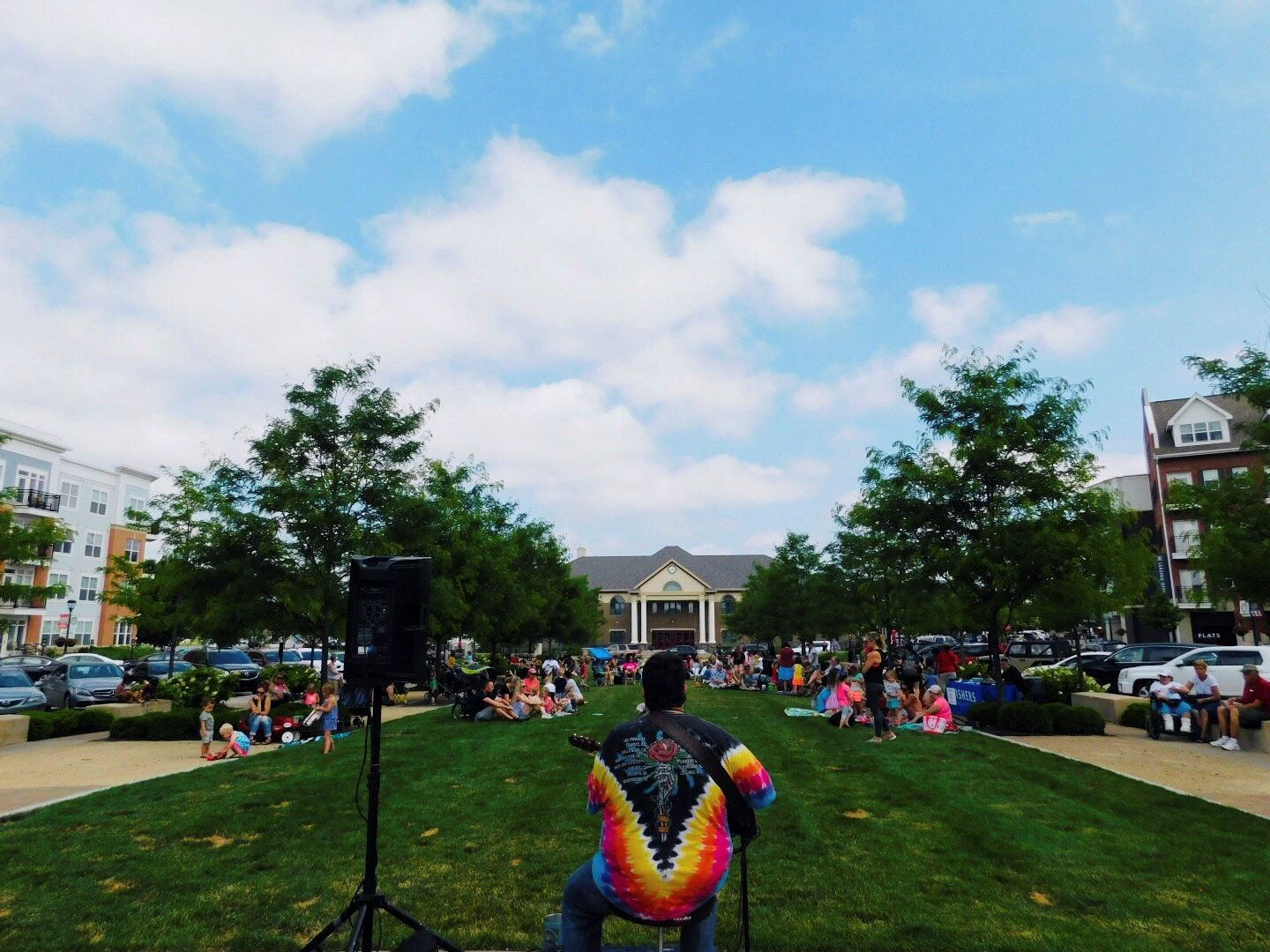 Wednesday Concert at Central Green