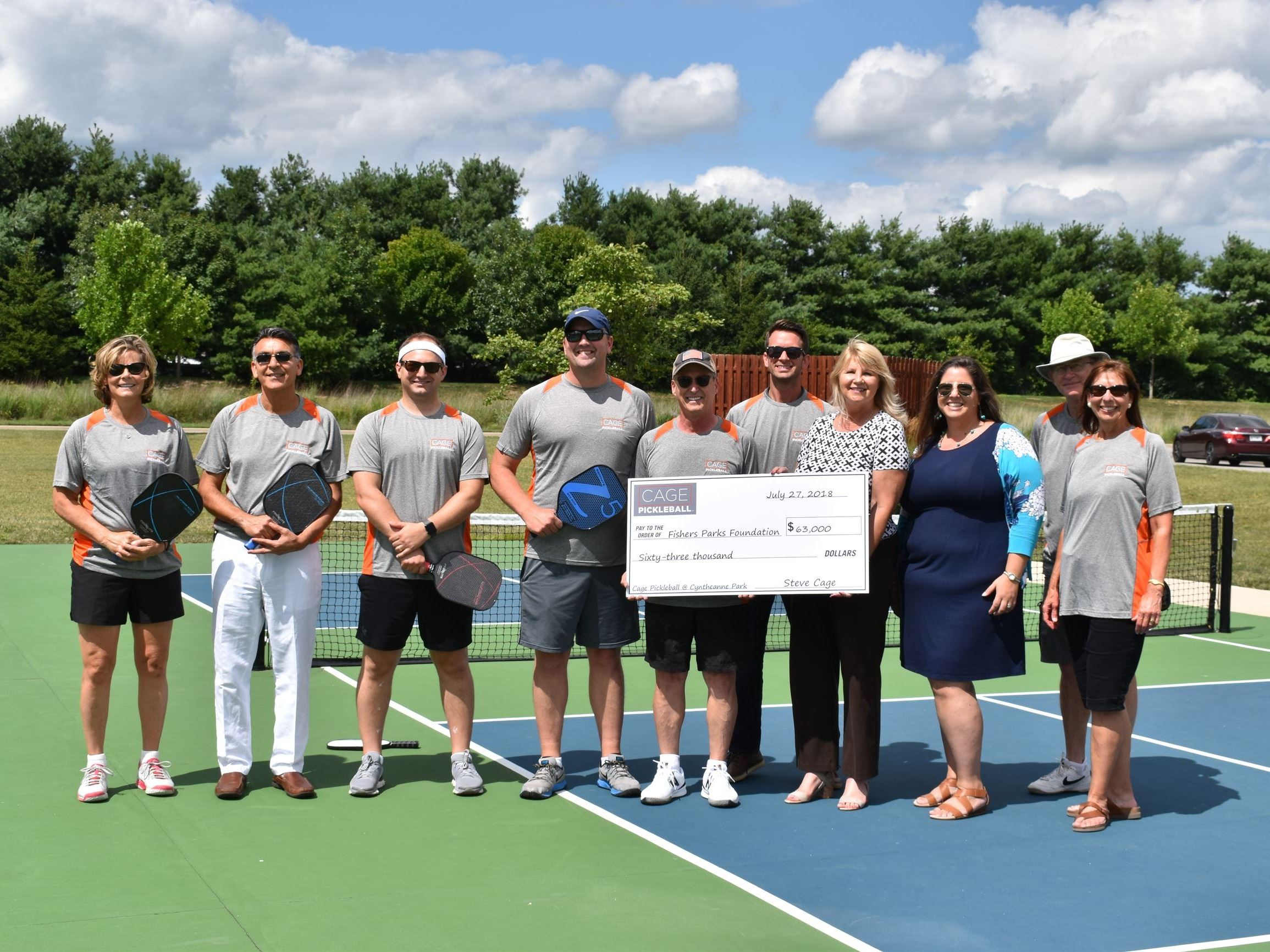 pickleball check presentation